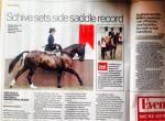 Morgan's write up in Horse and Hound