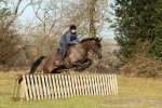 Emma schooling at Munstead