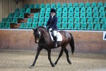 Riding Lottie at Oldencraig BD for Jasmine